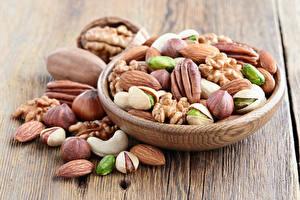 Photo Nuts Many Boards