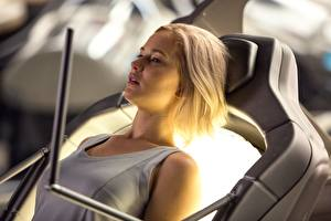 Wallpaper Passengers 2016 Jennifer Lawrence Blonde girl Movies Girls