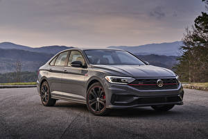 Picture Volkswagen Gray Metallic 2019 Jetta GLI 35th Anniversary Cars