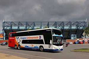 Bilder Omnibus 2018-19 Plaxton Panorama auto
