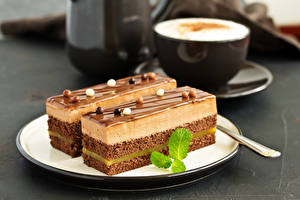 Wallpapers Cake 2 Plate Food