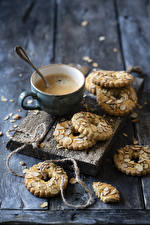 Images Coffee Cookies Cappuccino Boards Cup