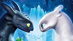 Pictures Dragon How to Train Your Dragon Head 2 3 Cartoons