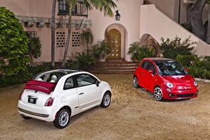 Images Fiat 2 Metallic 2007-19 500 automobile