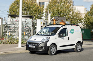 Pictures Fiat White 2016-19 Fiorino Natural Power