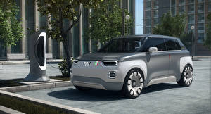 Pictures Fiat Grey 2019 Concept Centoventi Cars