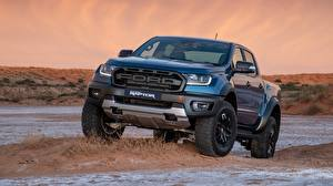 Fotos Ford Vorne Pick-up Raptor Ranger 2019