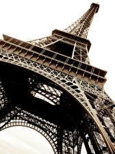Hintergrundbilder Frankreich Paris Eiffelturm Untersicht Ansicht von unten