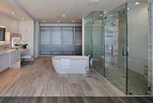 Fonds d'écran Aménagement d'intérieur Design Salle de bains