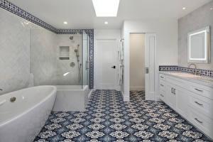 壁纸,,室內,设计,浴室,