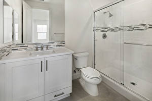 壁纸,,室內,设计,浴室,馬桶,
