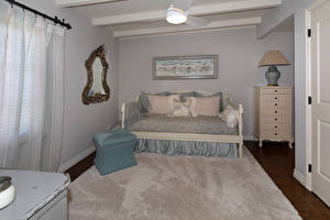壁纸,,室內,设计,臥房,床,地毯,