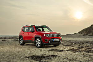 Fotos Jeep Rot 2018-19 Renegade Limited