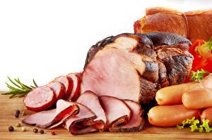 Bilder Fleischwaren Schinken Wurst Wiener Würstchen Schwarzer Pfeffer Lebensmittel
