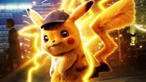 Bilder Pokémon: Meisterdetektiv Pikachu Baseballcap