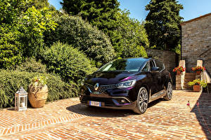 Images Renault Maroon Metallic 2017-19 Scenic Initiale Paris Worldwide auto