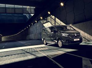 Bilder Renault Grau 2019 Trafic Van Worldwide Autos