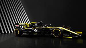 Bakgrundsbilder på skrivbordet Renault Formel 1 Tuning 2019 R.S.19 Bilar