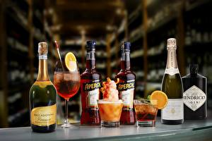 Pictures Mixed drink Sparkling wine Wine Bottles Stemware Highball glass GIN aperol casa valduga riccadonna