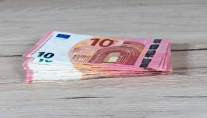 Wallpapers Euro Money Banknotes 10 Girls Children pictures images