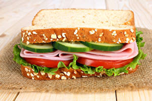 Images Fast food Sandwich Bread Sausage Vegetables
