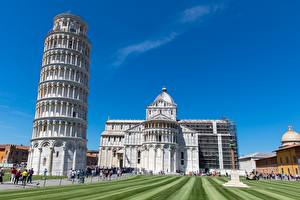 Photo Italy Tuscany Tower Pisa