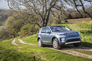 Hintergrundbilder Land Rover Sport Utility Vehicle Hellblau 2019 Discovery Sport P250 S Worldwide Autos