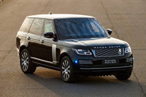 Hintergrundbilder Land Rover Sport Utility Vehicle Grau 2019 Sentinel Worldwide auto