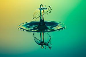 Hintergrundbilder Makro Großansicht Wasser Tropfen