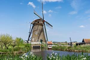 Photo Netherlands Mill