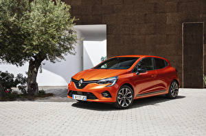 Fotos Renault Orange 2019 Clio Worldwide Autos