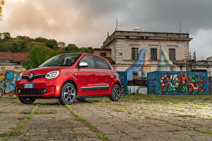 Fotos Renault Rot Metallisch 2019 Twingo Worldwide