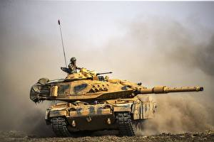 Fotos & Bilder Panzer M60T Sabra Armed Forces of Turkey Heer