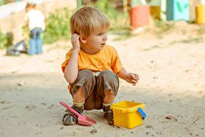 Hintergrundbilder Spielzeuge Junge Sand Kinder