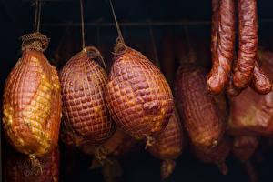 Fotos Fleischwaren Wurst Schinken