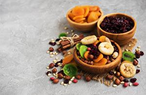 Picture Nuts Dried apricot Bowl Dried fruit Food