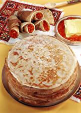 Pictures Pancake Caviar