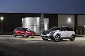 Fotos & Bilder Peugeot Zwei Crossover 5008 Crossway, 3008 Crossway Autos