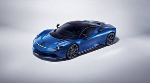 Images Pininfarina Blue Battista
