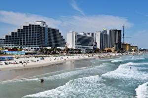 Images USA Coast Spa town Florida Beaches Daytona beach