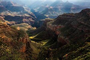 Bilder Vereinigte Staaten Grand Canyon Park Park Gebirge Canyon