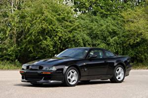Fotos Aston Martin Schwarz Metallisch 1999-2000 V8 Vantage Le Mans V600 LHD Autos