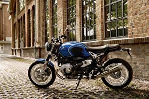 Fotos & Bilder BMW - Motorrad Seitlich 2019 R nineT-5 Motorrad