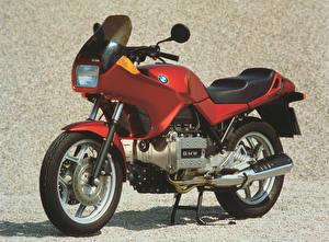 Bilder BMW - Motorrad Retro Rot 1985-86 K 75 S Motorrad