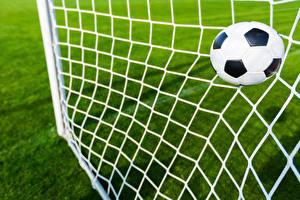 Hintergrundbilder Fußball Ball Sportnetze