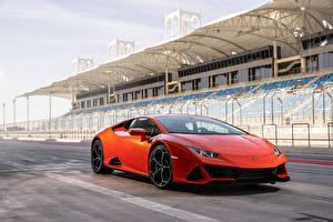 Hintergrundbilder Lamborghini Rot