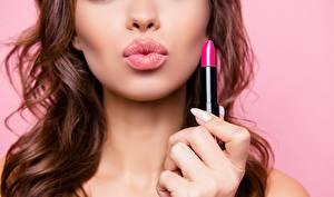 Hintergrundbilder Lippe Lipstick Jungle Finger Mädchens