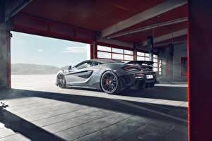 Photo McLaren Gray Garage Novitec 600LT auto