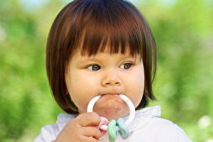 Wallpapers Toys Little girls Face Hair