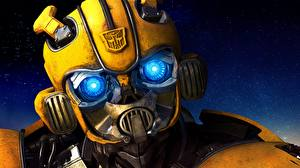 Wallpapers Transformers - Movies Head Robots Bumblebee movies Movies